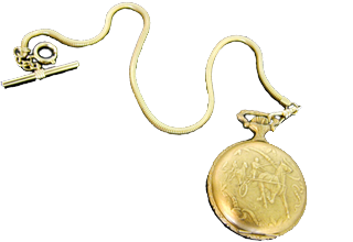 carina birmann's story: benjamin's pocketwatch